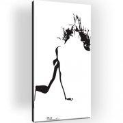 Erotik Abstrakt Kunstdruck