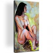 Erotik Frau Kunstdruck