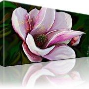 Magnolie Blume Kunstdruck