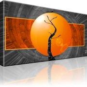 Baum Abstrakt Kunstdruck