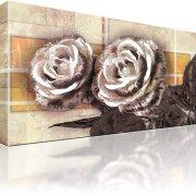 Rosen Blumen Kunst Wandbild