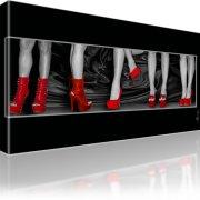 Erotik Beine Wandbild