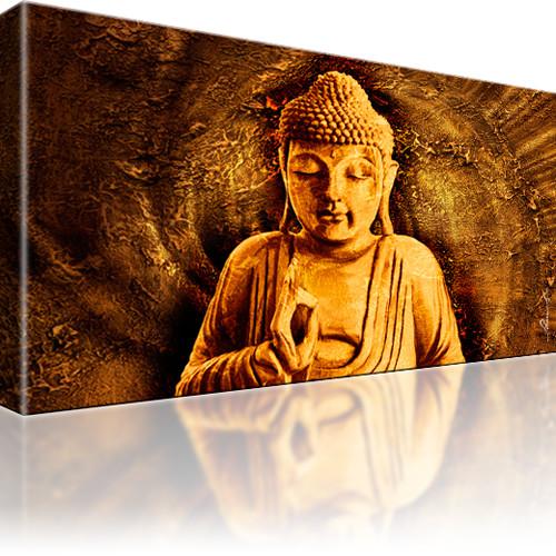 Buddha Tibet Wandbild