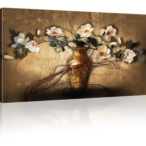 Magnolien in der Vase Wandbilder