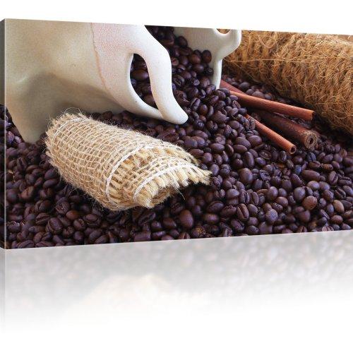 Kaffeebohnen Leinwandbild