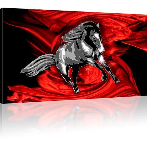 Abstraktes Pferd Wandbilder