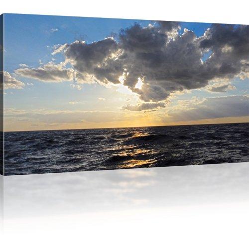 Wasserlandschaft Leinwanddruck